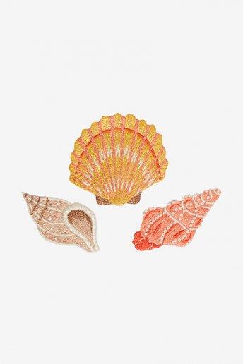 Three Shells - pattern