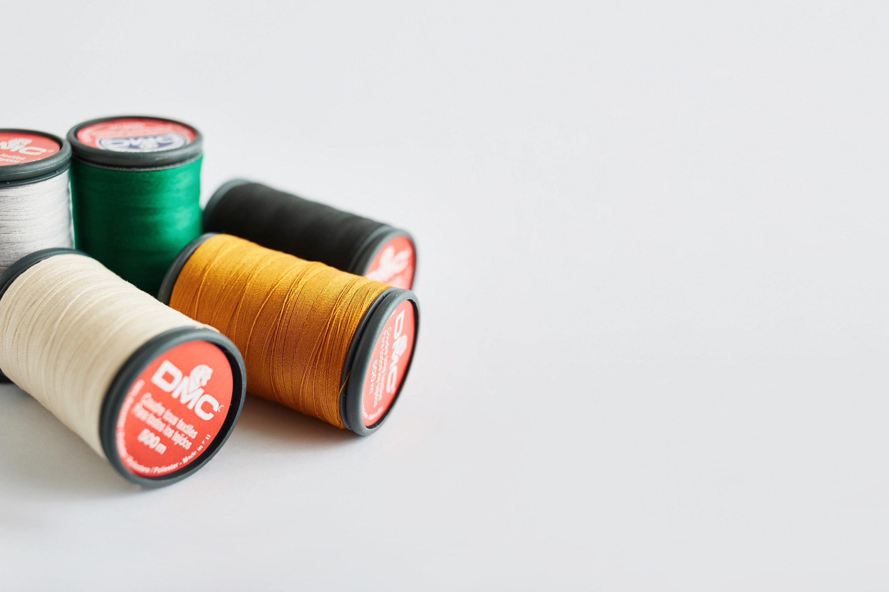 Sewing thread 100% polyester 500m