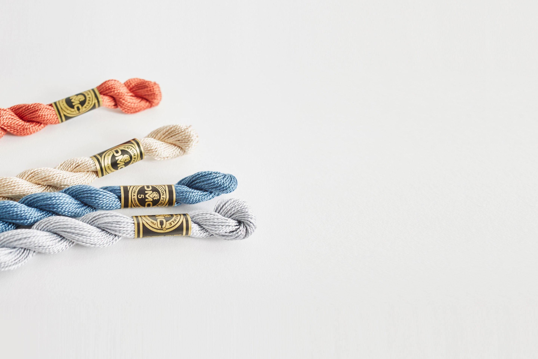 DMC 5番刺繍糸(COTON PERLÉ)