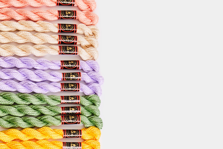 Coton Perlé Large - 3, 15m