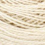 Pearl Cotton Balls Size 5 ECRU