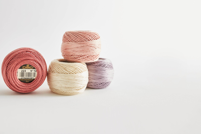 Pearl Cotton Balls Size 12