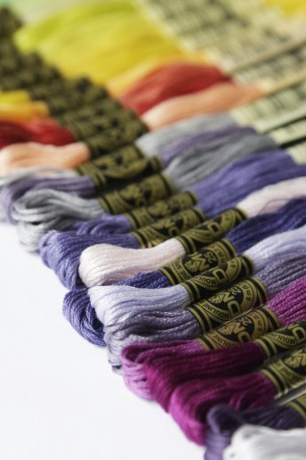35 New Colors Embroidery Floss