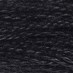 DMC Floss Cones- 22 Colors BLACK