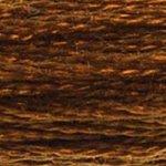 DMC Floss Cones- 22 Colors MEDIUM BROWN