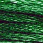 DMC Floss Cones- 22 Colors GREEN