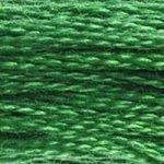 DMC Floss Cones- 22 Colors BRIGHT GREEN