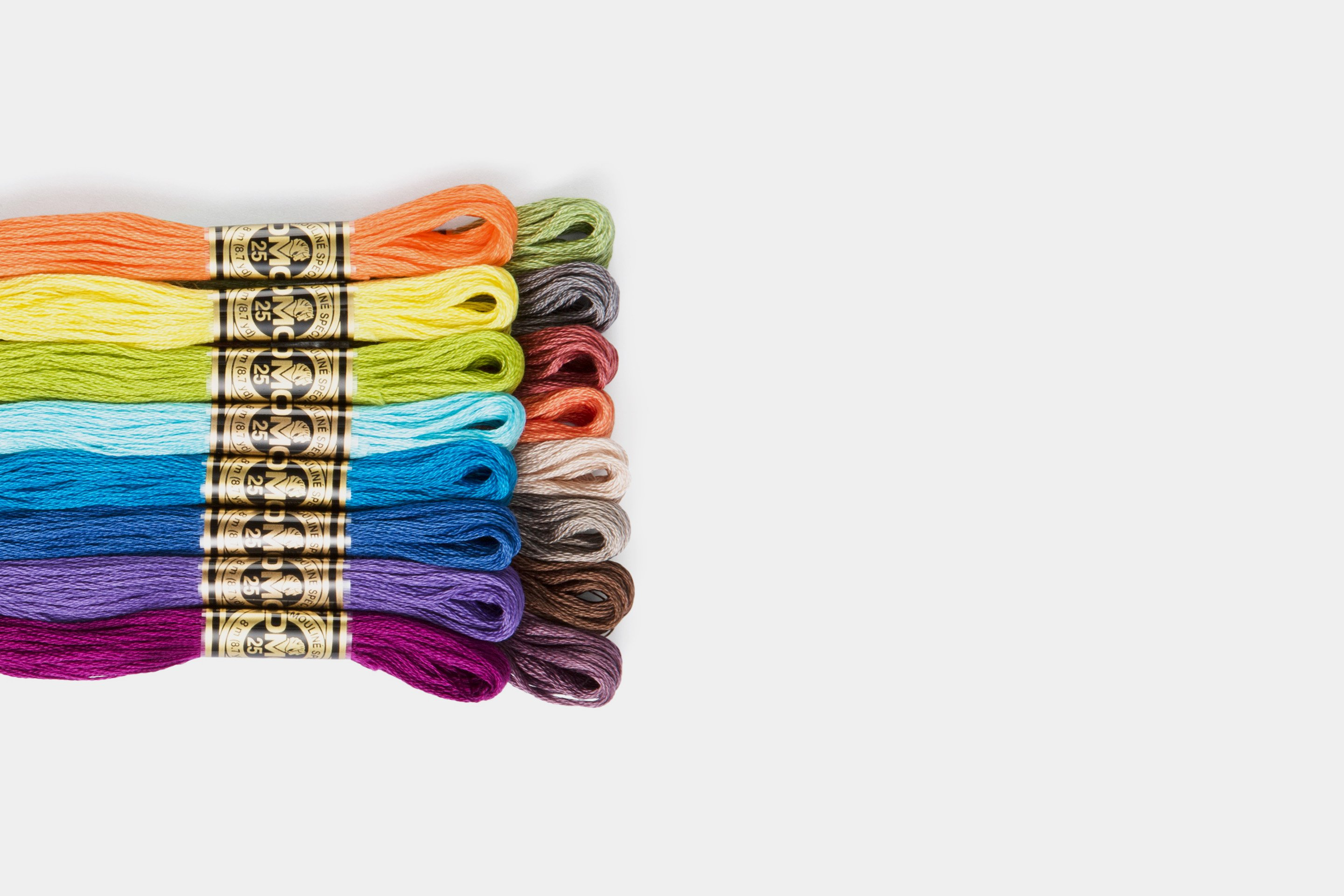 Exclusive Colors Embroidery Floss