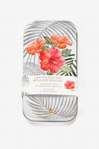 Collector's Floral Mouliné Spécial Tin