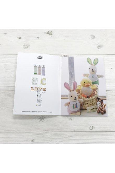 [書籍+刺繍糸]Baby Mini Collection
