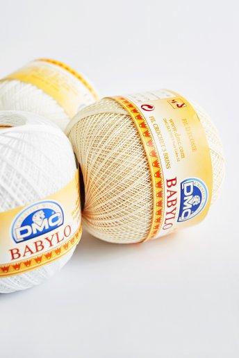 Babylo blank/ ecru 100gr