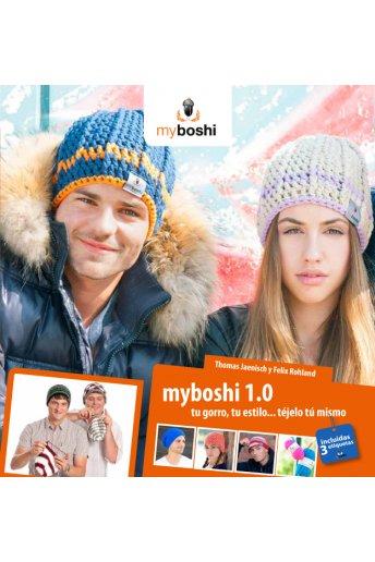 El libro myboshi 15 creaciones 15037/5