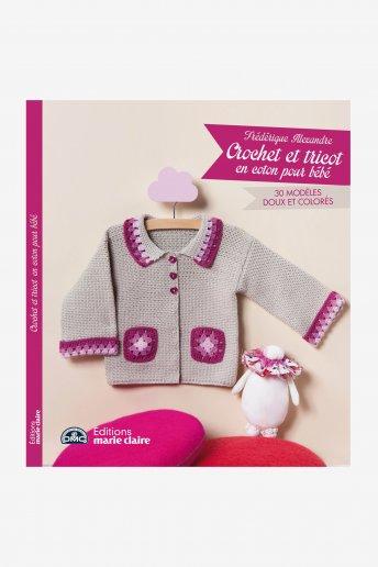 Crochet et tricot bébé 15076/1
