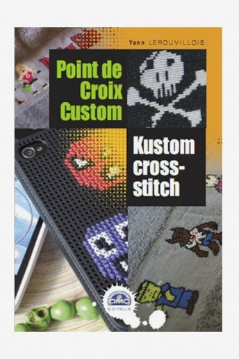 Libro point de croix custom 15103/1