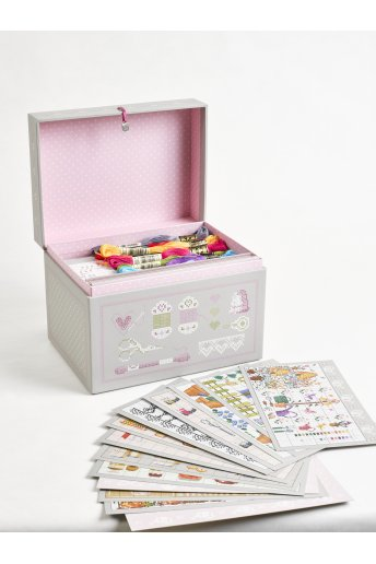 Cross Stitch Box -Limited Edition