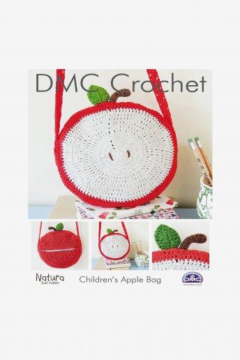 Children's Apple Bag Pattern Leaflet