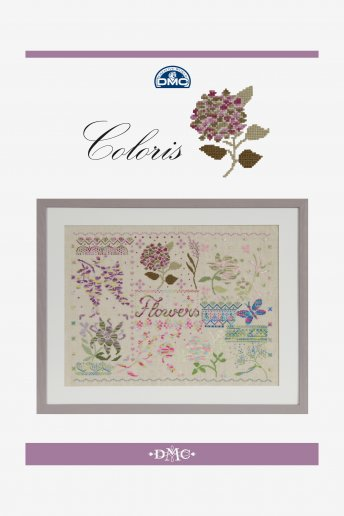 Diagrama flores coloris 15276/22