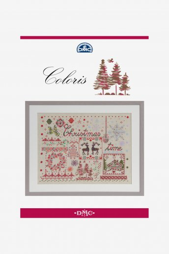 Coloris Pattern Booklet Christmas Motif