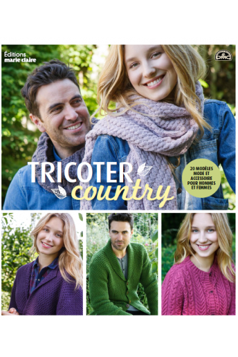 Tricoter country 15336/1