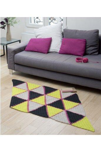Déco et rangement 25 idées à tricoter ou crocheter 15340/1