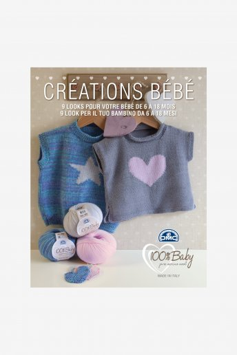 Catalogue créations bébé 100% baby