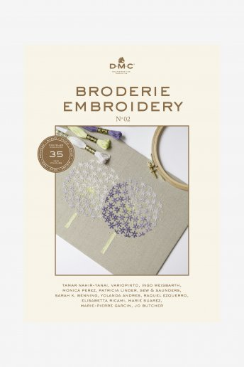 Traditional embroidery catalog