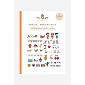 Tiny Cross-stitch Collection Booklet