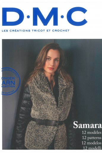 Catalogue tricot laine Samara