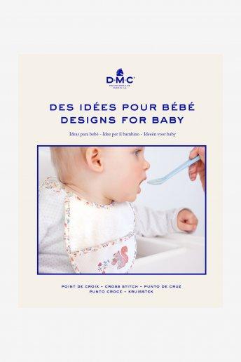 Ideenheft Kreuzstich Baby Folk