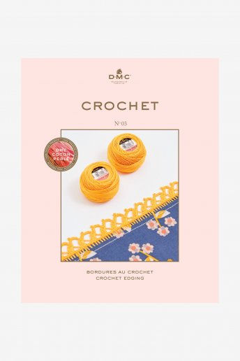 Book crochet  n°3 Bordures au crochet