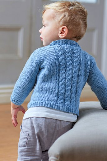 Modelo Baby Cotton jersey niño 6755