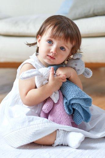 Baby Cotton Kuscheltier 6758