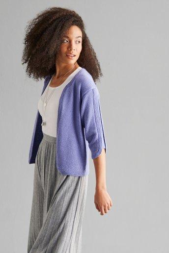 Modelo chaqueta mujer Natura Bamboo  n°1147