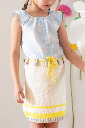 Kinderkleid  Natura Nr. 6818