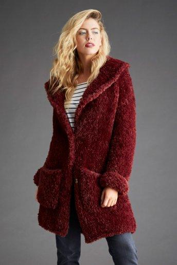Modello Samara cappotto donna - SPIEGAZIONI GRATUITE