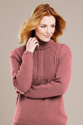 Modelo Merino Essential 4 jersey mujer