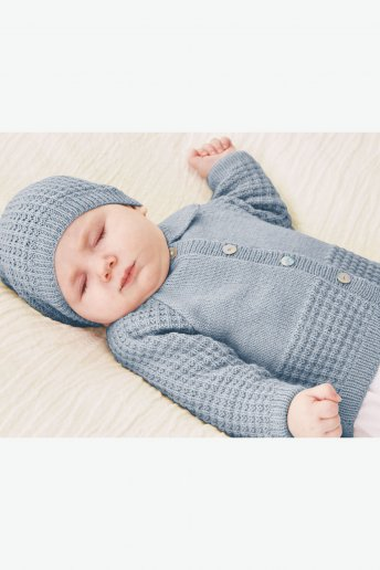 Modelo Sweetie chaqueta para bebé