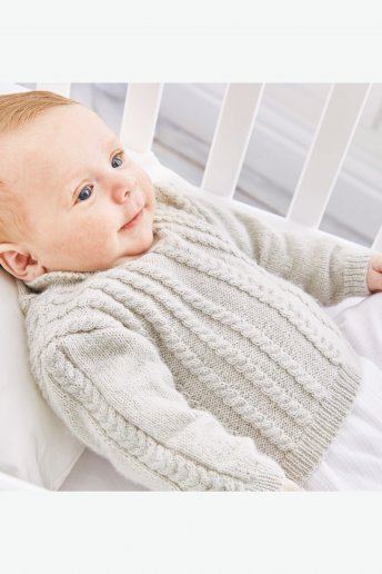 Modelo Sweetir jersey bebé