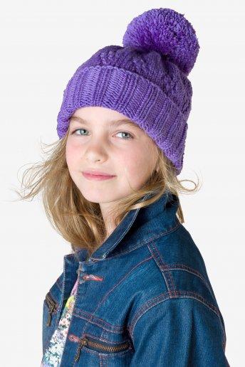 Modello Woolly 5 berretto per bambini - SPIEGAZIONI GRATUITE