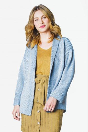 Modelo Woolly chaqueta mujer