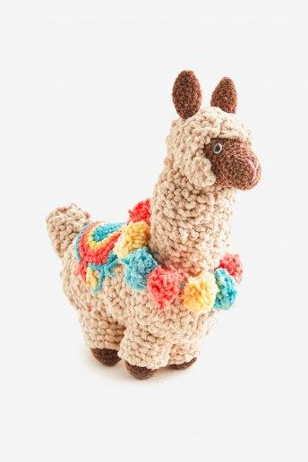 Book n° 1 crochet Happy Chenille Animaux fantastiques