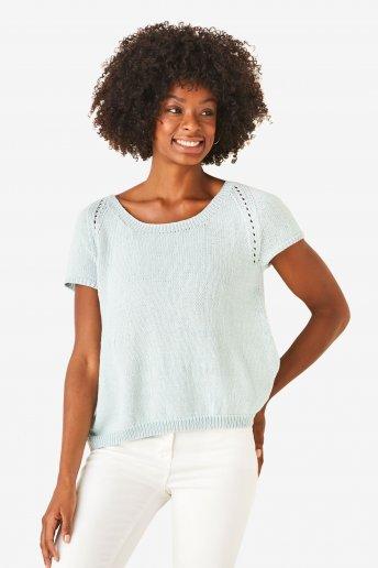 Modèle Natura tee shirt pour femme