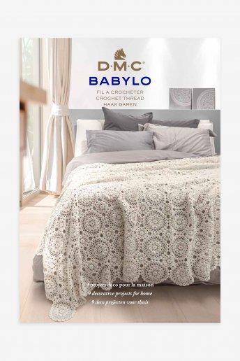 Leaflet modèle déco crochet en Babylo