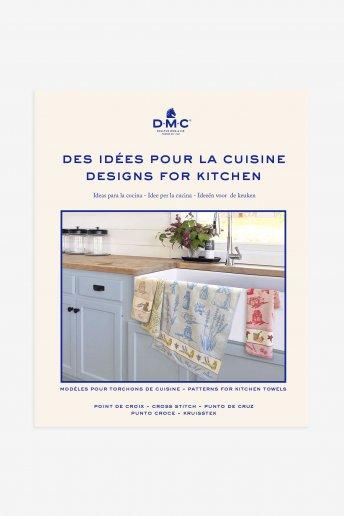 Kreuzstichmotive für die Küche