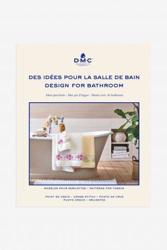 Livret idées broderie pour salle de bain