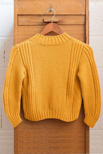 Modelo Woolly chaqueta para niño