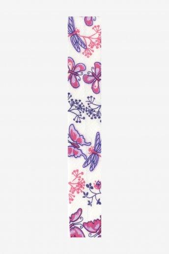 Biais fantaisie papillons 159902