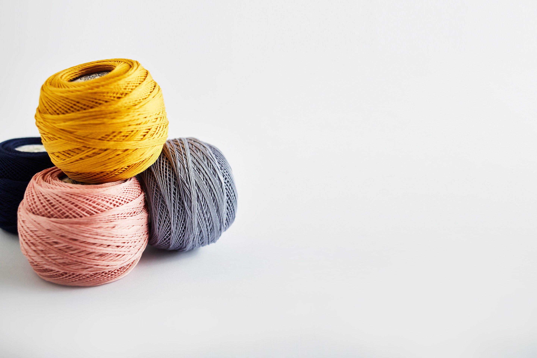 Cébélia grosseur 10 en couleurs