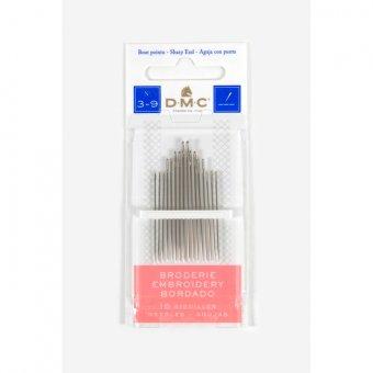 DMC Embroidery Needles Size 3 - 9
