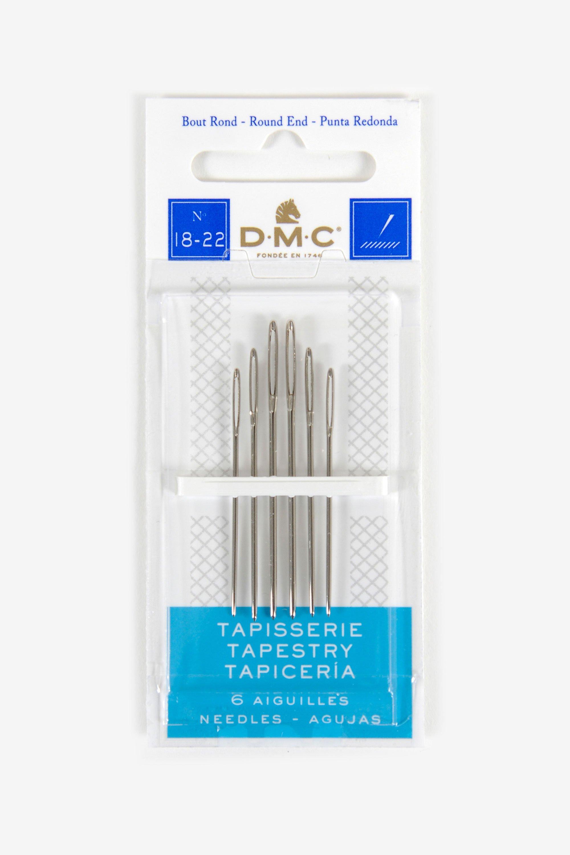 DMC Needles size 22-6 needles Tapestry